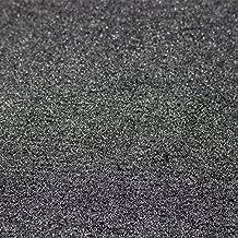 全座席分のマット トヨタ アルファード 2002.05-2008.05 7人乗 MZのみ シンプル ブラック 縁ロック糸