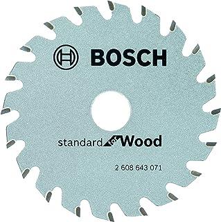 Bosch Professional Cirkelsågblad Optiline Wood för sågning i trä för cirkelsåg Ø 85 mm, 20 tänder