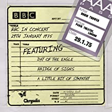 A Little Bit of Sympathy (BBC in Concert: Live at Paris Theatre, 29 January 1975)