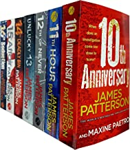 James patterson womens murder club collection 7 books set