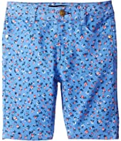 Tommy Hilfiger Kids - Printed Bermuda Shorts (Little Kids/Big Kids)