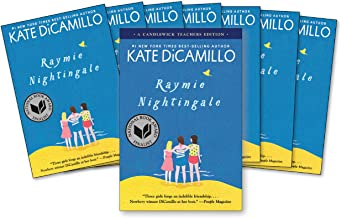 Raymie Nightingale Classroom Set with Teachers Edition