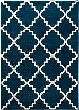 Best indigo modern lines rug Reviews