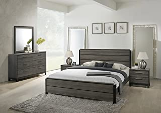 Amazon.com: Platform - Bedroom Sets / Bedroom Furniture ...