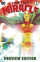 Mister Miracle #1 Extended Preview (2017-2019) (Mister Miracle (2017-2019))