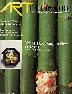 Art Culinaire 9 Ninth issue The International Magazine in Good Taste