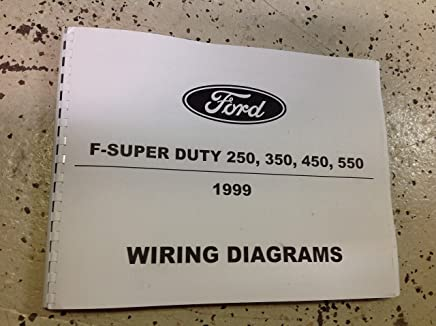 Amazon.com: Wiring Diagram For 1999 Ford F250: Books on