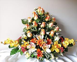 Amazon.fr  fleurs artificielles cimetiere , 1 étoile \u0026 plus
