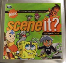 Scene It? The DVD Game Nick in Tin