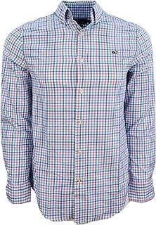 Men's Sunbridge Check Classic Fit Tucker Shirt