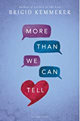 More Than We Can Tell Kindle Edition