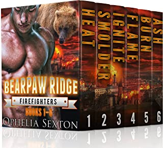 Bearpaw Ridge Firefighters: Boxed Set #1 - The Swanson Brothers