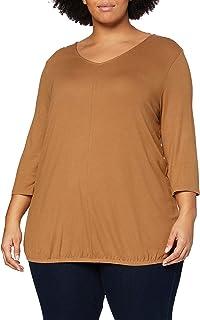 TOM TAILOR MY TRUE ME Pleat Detail T-Shirt Donna