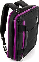 Vangoddy Alyx Backpack Messenger Shoulder Carrying Case for HP 13.3 inch 15.6 inch Laptop Ultrabook 2in1 Tablet PCs