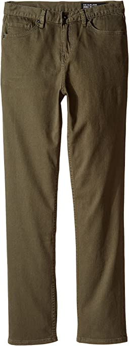 The Slim Twill Pants (Big Kids)