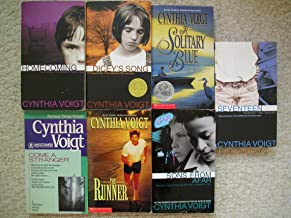 Tillerman Family Complete Set (Homecoming~ Dicey's Song~A Solitary Blue~The Runner~Come a Stranger~Sons From Afar~Seventee...