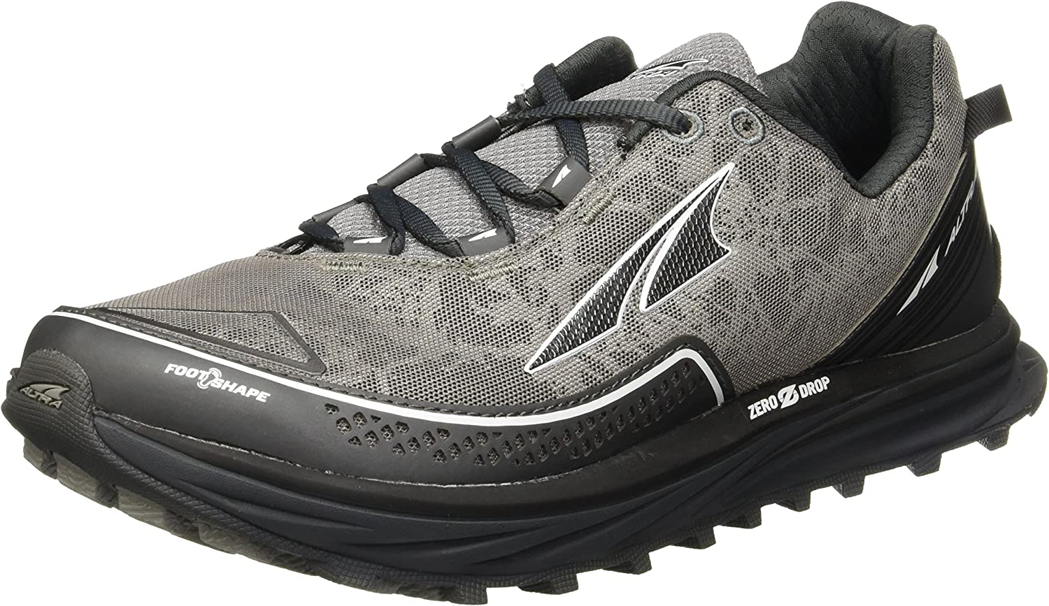 ALTRA(アルトラ) TIMP TRAIL Men US9.5(27.5cm) グレー