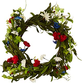 Best 4th of july flower wreaths Reviews