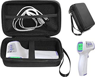 getgear case for Digital Forehead Thermometer, Universal for Non-Contact Infrared Forehead Thermometer Like AXYOFSP, REDESS, iCode, BrillianceHair, drtulz, AFRARELY, HIGBRE(Case Only)