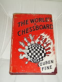 The World's A Chessboard. 1948. Cloth with dustjacket.