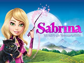 sabrina the witch cartoon