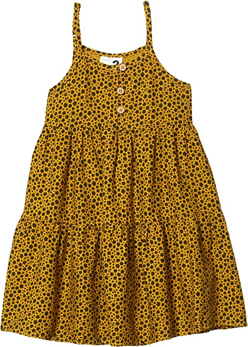 Keen As Mustard/Ditsy Floral