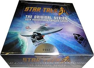star trek 50th anniversary cards