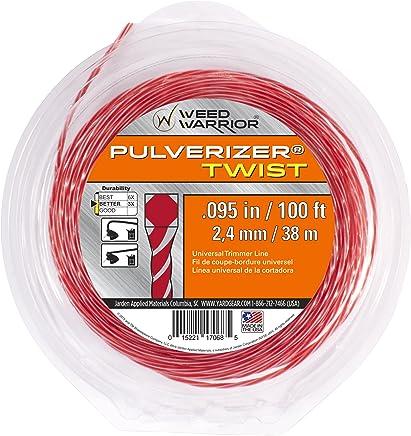 Weed Warrior 17068 Pulverizer Bi-Component Twist Trimmer Lines, ...