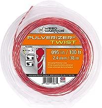Weed Warrior 17068 Pulverizer Bi-Component Twist Trimmer Lines, 095