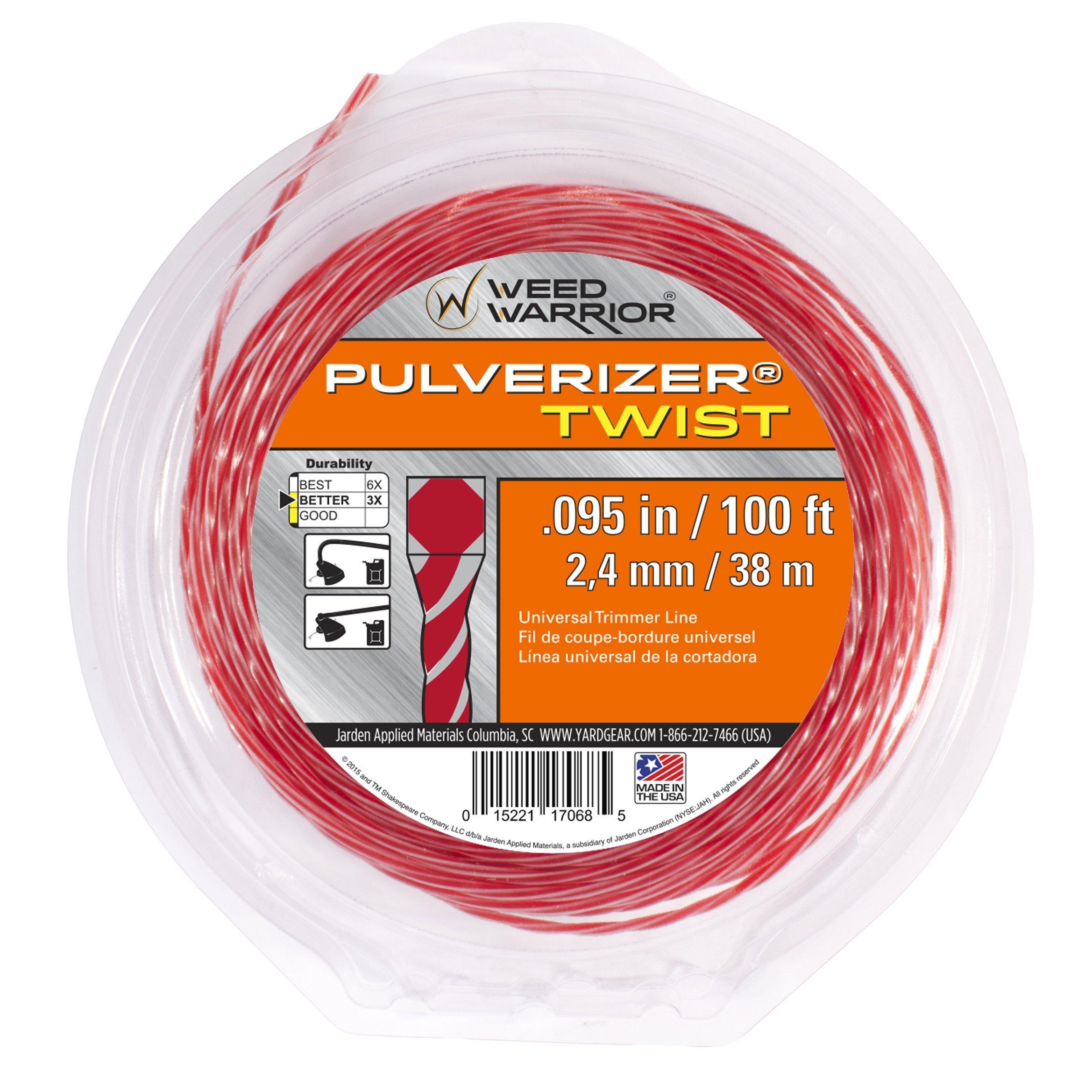 Weed Warrior 17068 Pulverizer Bi Component