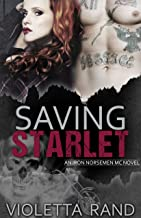Saving Starlet (The Iron Norsemen MC Series)