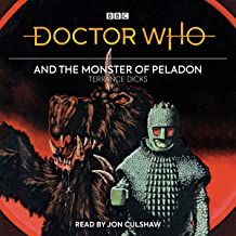 Doctor Who and the Monster of Peladon: 3rd Doctor Novelisation