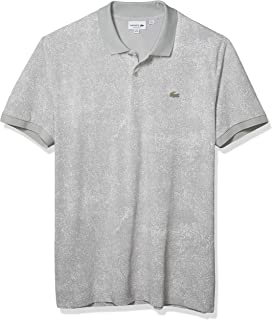 Lacoste Men's Motion Short Sleeve Quick Dry Polo Shirt