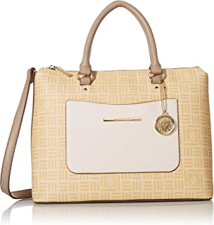 Anne Klein Top Zip Satchel