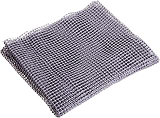 Cartrend 60167 halkfri matta storlek 100 x 120 cm, dubbelsidig beläggning, kan skäras till storlek