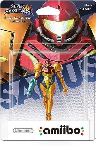 Amiibo 'Super Smash Bros' - Samus