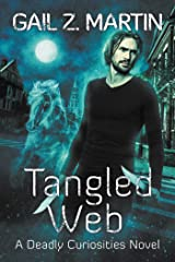 Tangled Web: A Deadly Curiosities Supernatural Mystery Adventure Kindle Edition