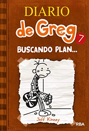 Diario de Greg 7. Buscando plan… (Spanish Edition)