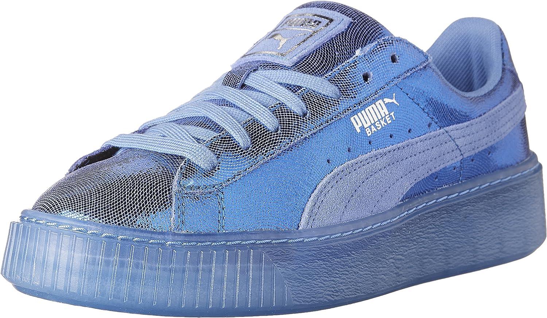 PUMA Women's Basket Platform NS WN's Running shoes