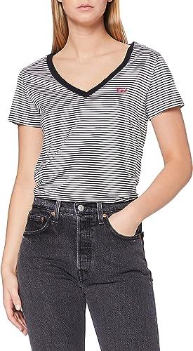 Levi's Perfect V Neck T-Shirt Femme