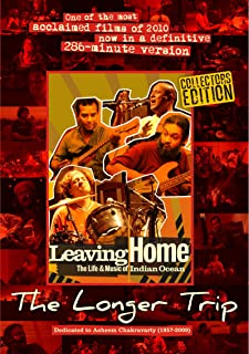 Leaving Home- The Life & Music of Indian Ocean: The Longer Trip 2010 5 hour documentary film on the Indian music band set