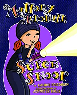 Mallory McDonald, Super Snoop (Mallory, No. 18)