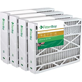 24.5x27x5 Aftermarket Trane Replacement Filters 2 Pack 24.2 x 26.2 x 5