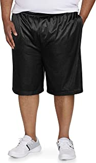 Men's Big & Tall Mesh Basketball Short fit by DXL