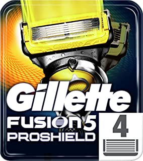 Gillette Fusion Proshield Pack de 4 cuchillas