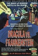 dracula vs frankenstein dvd