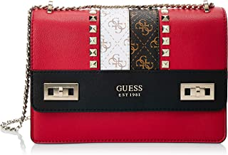 Guess Katey Convertible Crossbody Flap Bag for Women