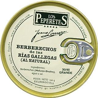 Los Peperetes - Berberechos de las Rías Gallegas 150gr (30-