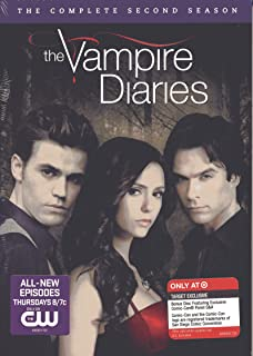 The Vampire Diaries: The Complete Second Season (Limited Edition with Exclusive Q&A Bonus Disc)