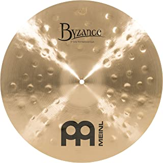 Meinl Cymbals B18ETHC Byzance Traditional - Platillo crash (45,7 cm/18